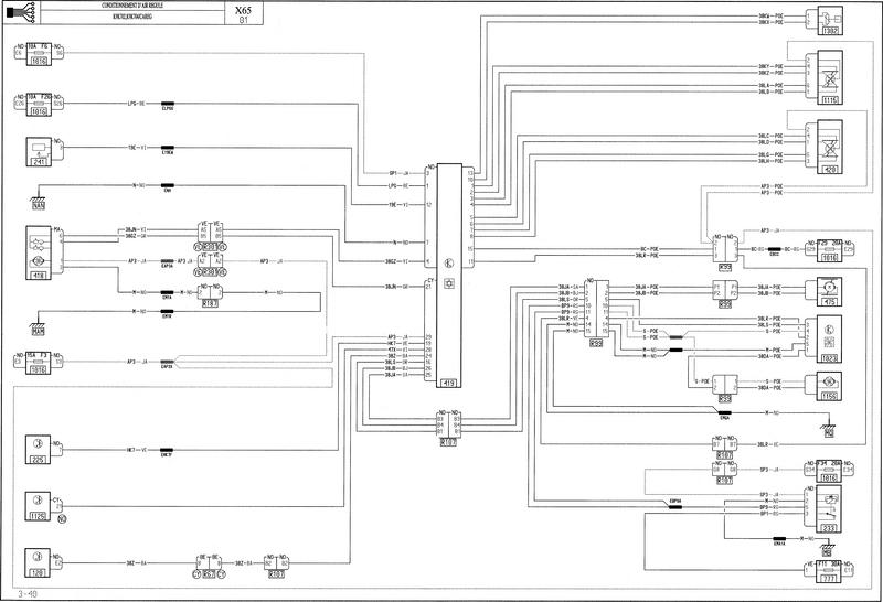 2 x raccorder un bloc de ventilation basique une commande auto. Black Bedroom Furniture Sets. Home Design Ideas
